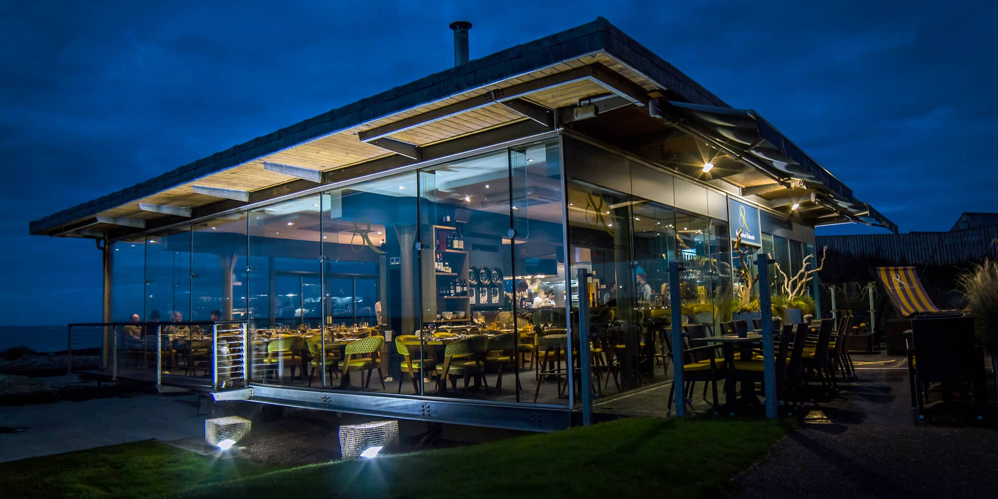 The Seafood Ristorante Scottish Restaurant Of The Year 2019